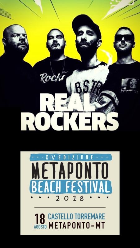 Locandina Real Rockers