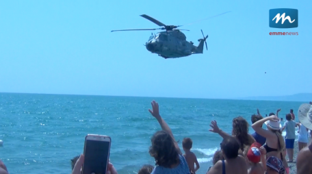 elicottero salvamento