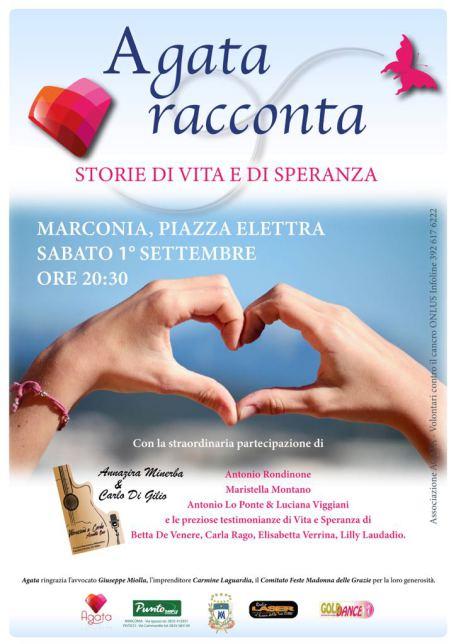 locandina AgataRacconta