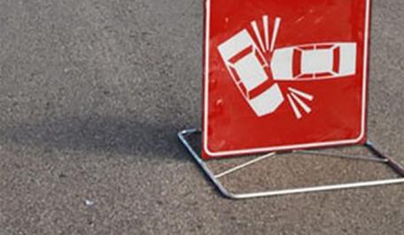 incidente foto strada