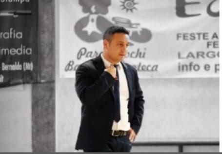 Nicola Masiello allenatore Bernalda Futsal
