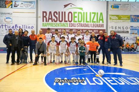 Bernalda Futsal stagione 2018-19