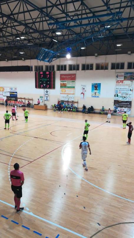 Futsal Altamura - Bernalda Futsal