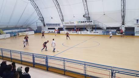 Futura Matera - Bernalda Futsal