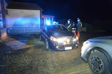 Carabinieri Policoro Notturna