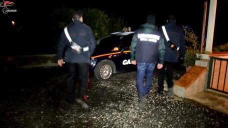 Carabinieri arresto caporalato