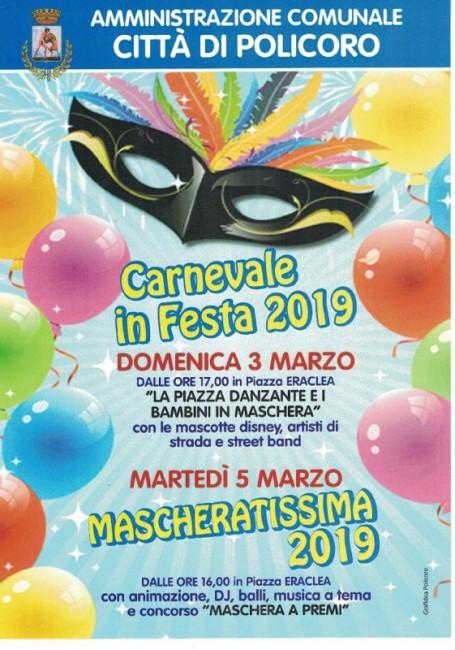Mascheratissima 2019