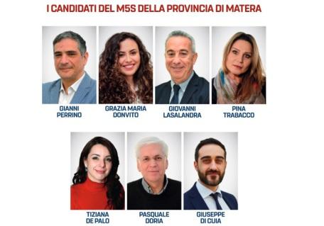 candidati-m5s-matera