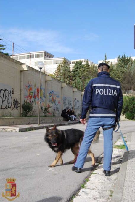 cinofili polizia