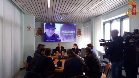 polizia presentazione festa fondazione