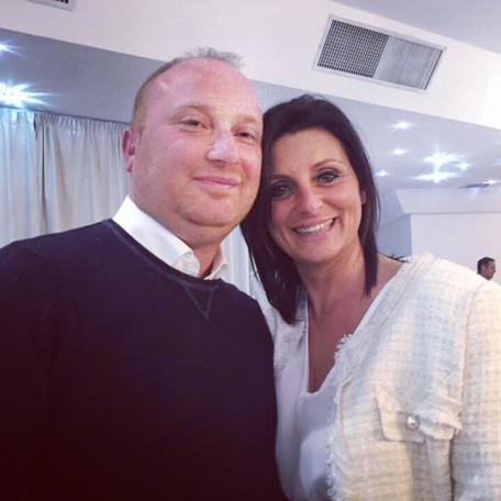 Gabriele Propati con On Vannia Gava sottosegretario ambiente