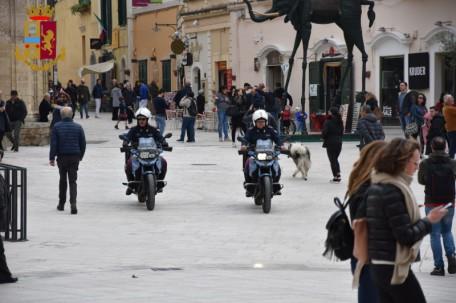 motomontati Matera Polizia