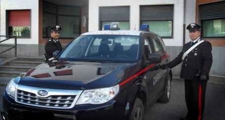 Carabinieri Stazione Nova Siri