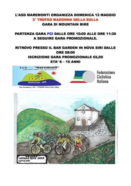 Trofeo Madonna della Sulla 12052019 locandina