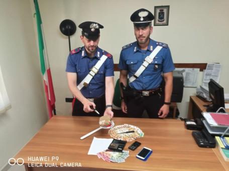 1 - NORM arresto a Ferrandina Gencarelli del 26-06-19
