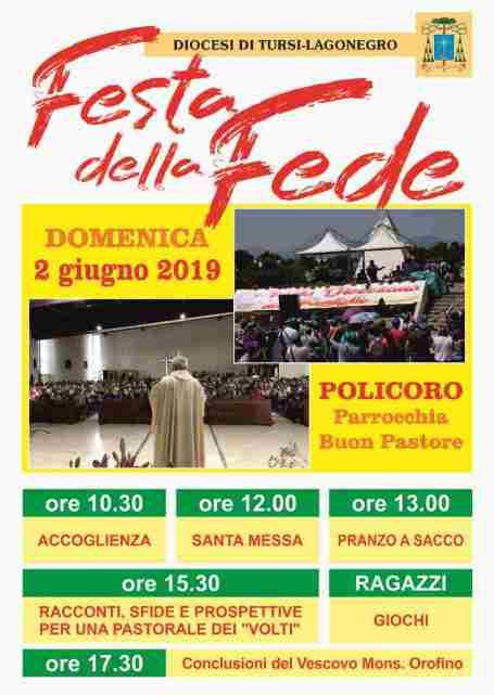 FestaDellaFede 2giugno2019