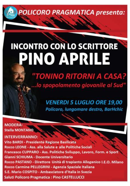 PINO APRILE 2