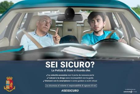 sei sicuro polizia