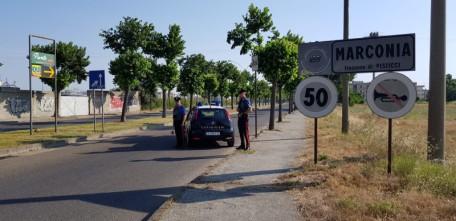 Carabinieri Stazione Marconia