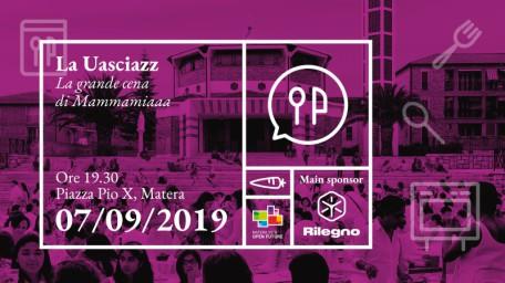 La Uasciazz di Mammamiaaa 7 settembre 2019