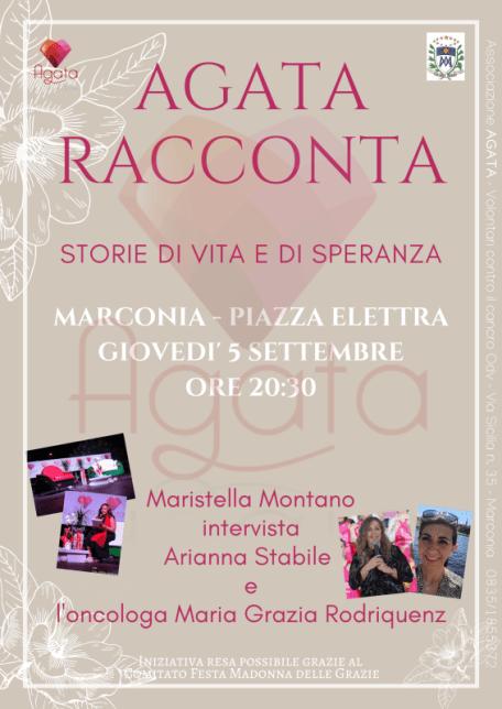 AGATA RACCONTA 2a edizione