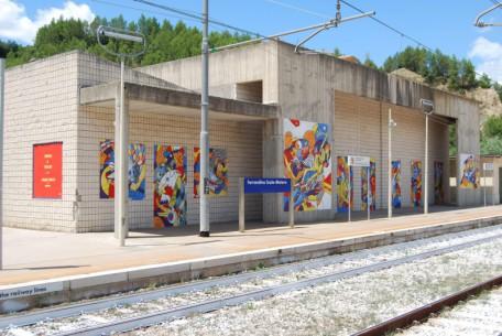 stazione ferrandina