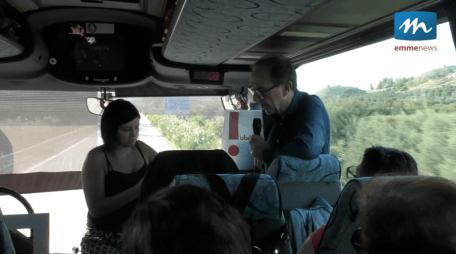 libri in bus cantore