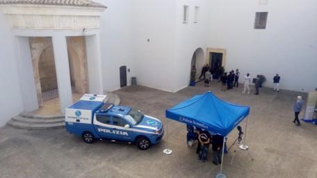 mostra fotografica polizia