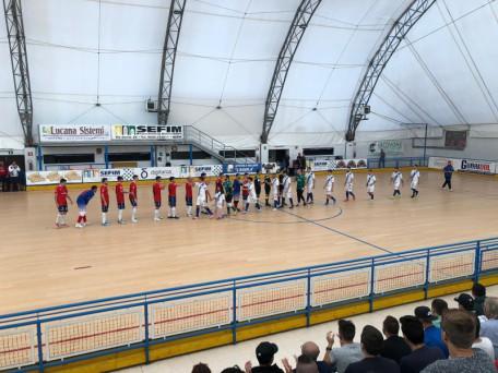 Futura Matera-Bernalda Futsal