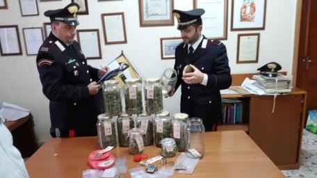 droga carabinieri pisticci
