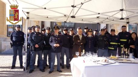 Polizia bilancio fine anno