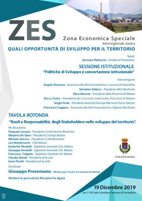Zes, manifesto