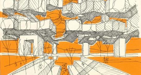 yona-friedman-ville-spatiale-1959-60_coutesy Stdio Friedman_