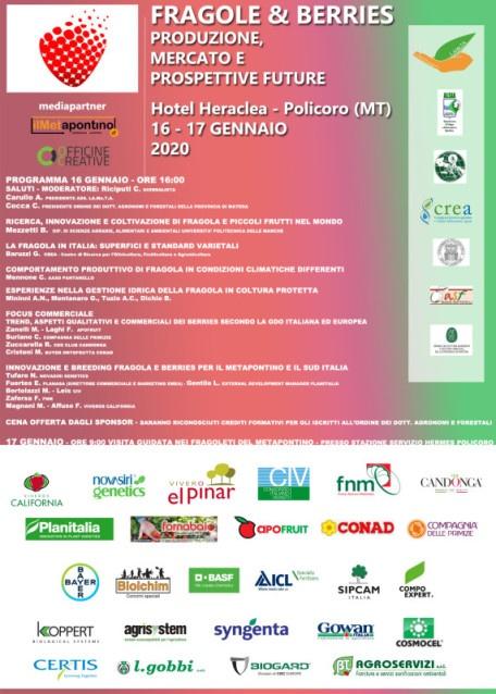 FRAGOLE E BERRIES locandina-programma