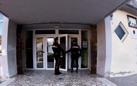 carabinieri scuola matera