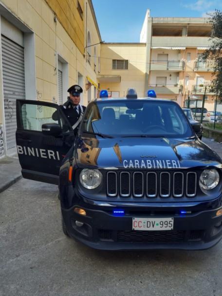 carabinieri jeep