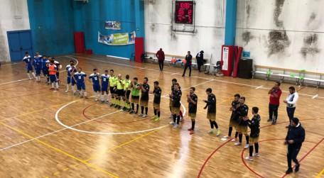 Real Team Matera - Bernalda Futsal