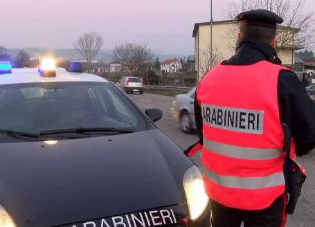 Carabinieri Matera_Coronavirus