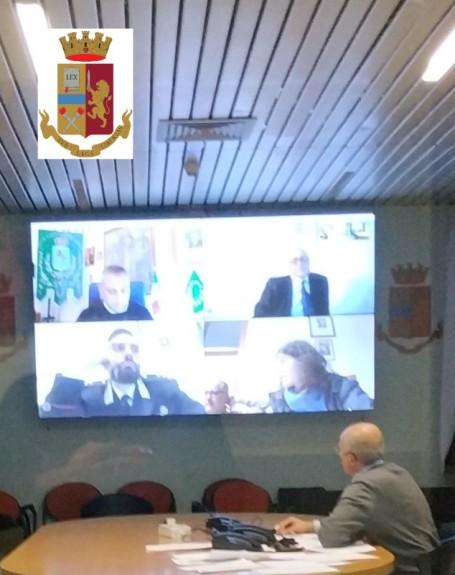 Comitato in videoconferenza
