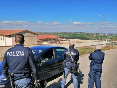 polizia carcere