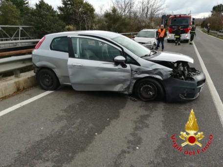 incidente statale 7