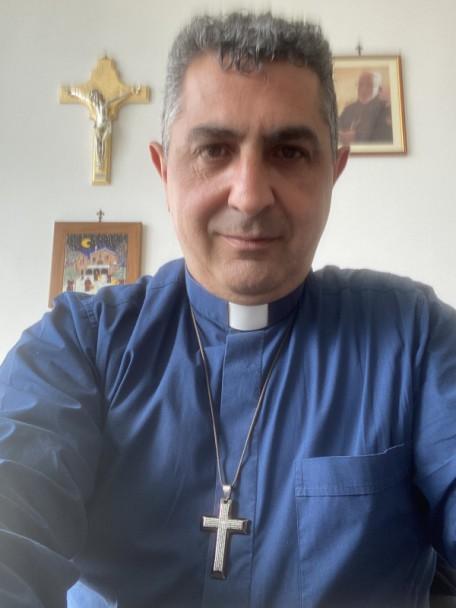 Gazzaneo Don Giuseppe,Direttore Caritas Diocesana di Tursi-Lagonegro.
