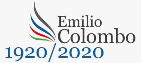 Logo_centenario Emilio Colombo