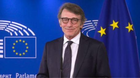 Presidente Parlamento UE_ David Sassoli