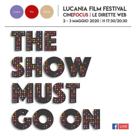 The show must go on 2-3 maggio 2020