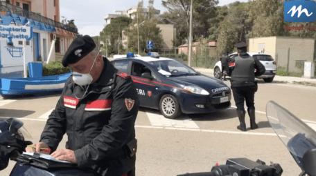 controlli carabinieri metaponto