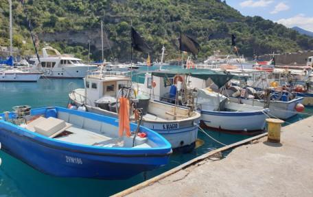 maratea barche