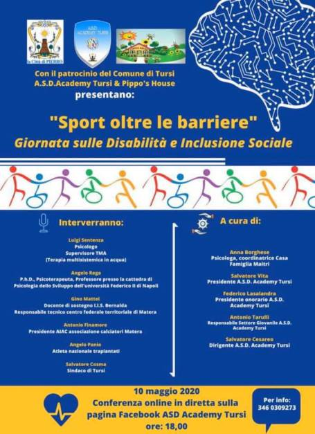 sport oltre le barriere