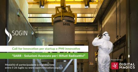 Call_for_innovation_SARR_Soluzioni_Avanzate_Rifiuti_Radioattivi