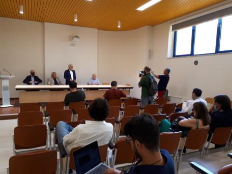 Conferenza stampa covid e turismo